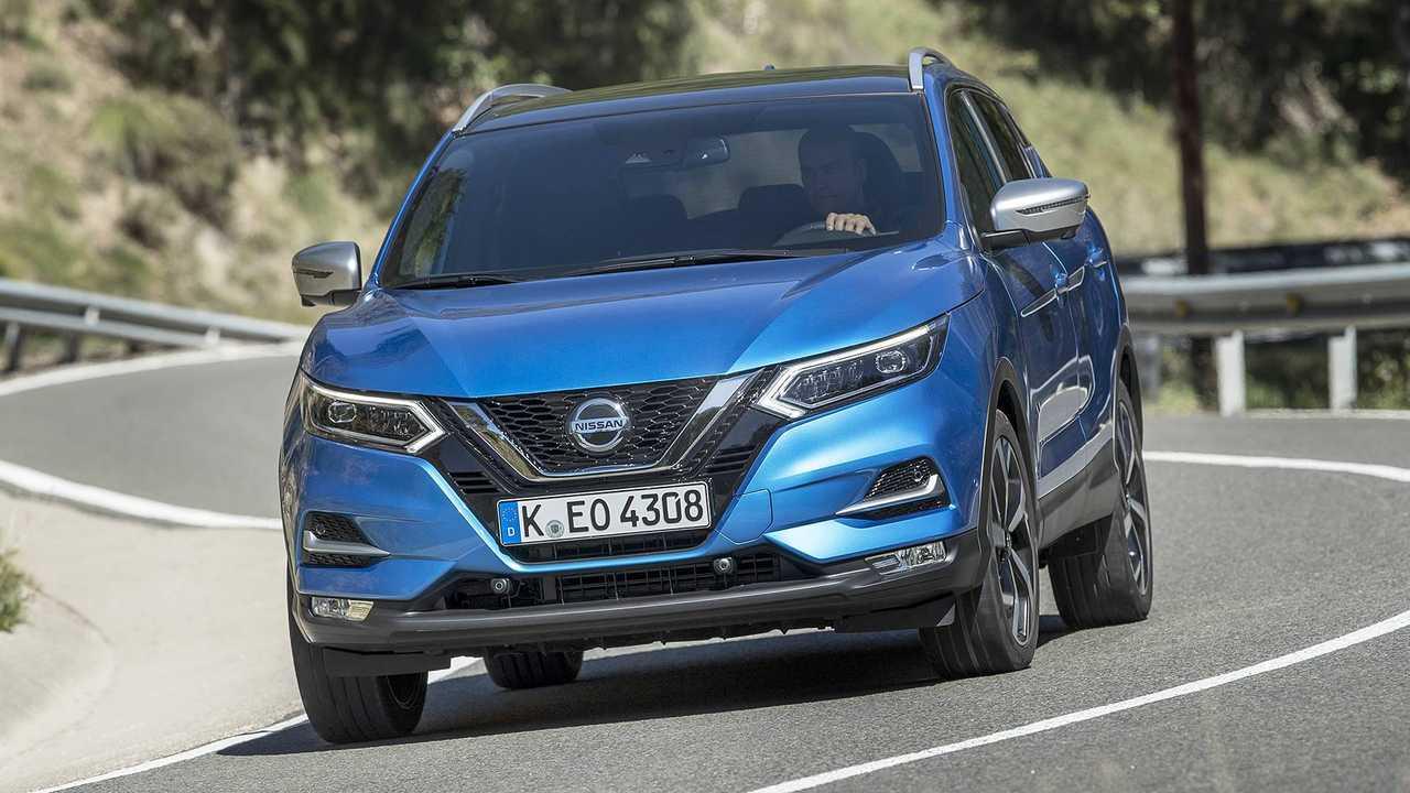 2019 Nissan Qashqai 1.3