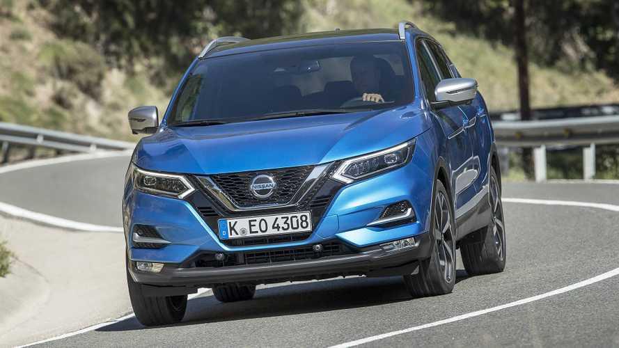 Nissan Qashqai jetzt auch mit 1,7-Liter-Diesel
