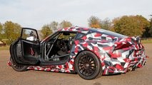 2019 Toyota Supra GR Spy Photo