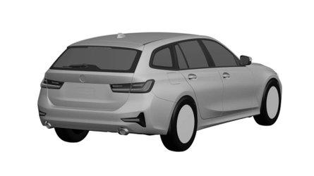 Новая BMW 3 Series Touring будет показана в Женеве