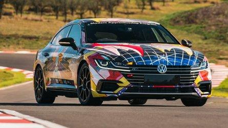 3.9 másodperc alatt gyorsul százra a világ leggyorsabb Volkswagen Arteonja