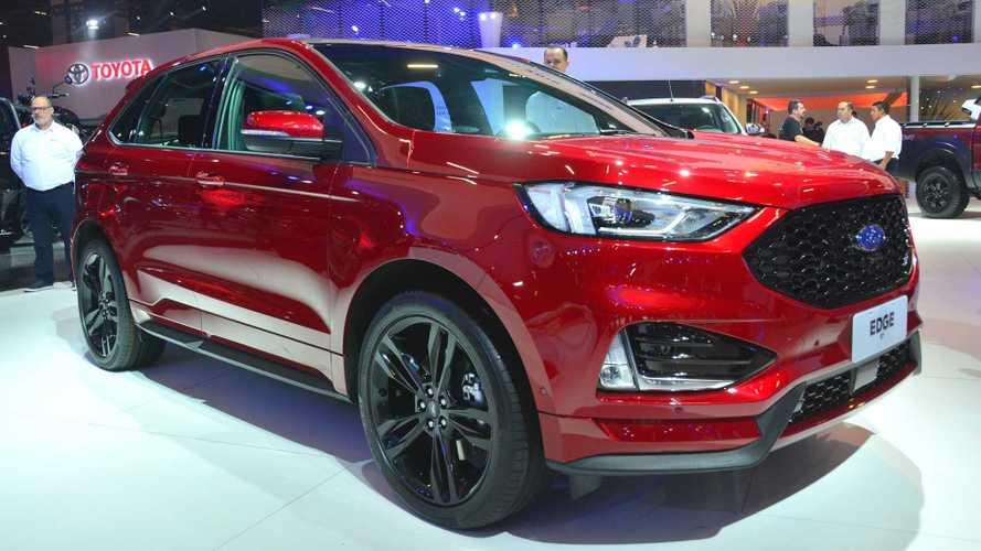 Novo Ford Edge ST entra em pré-venda com preço de Mustang