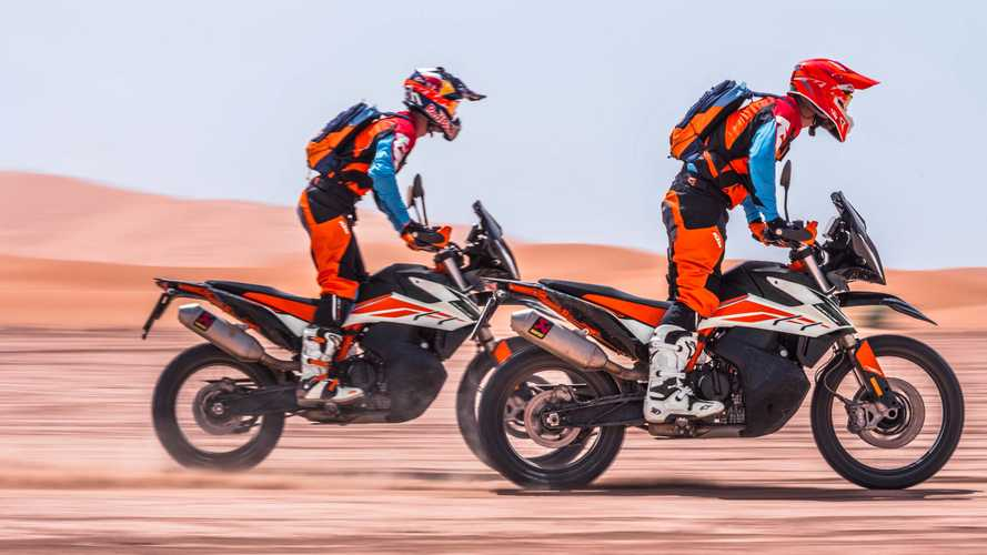 There's More Adventure Coming to KTM With New 790