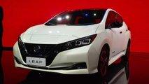 Nissan Leaf - Salão de SP 2018