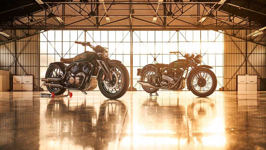 Royal Enfield Unveils Gorgeous Concept KX at EICMA 2018