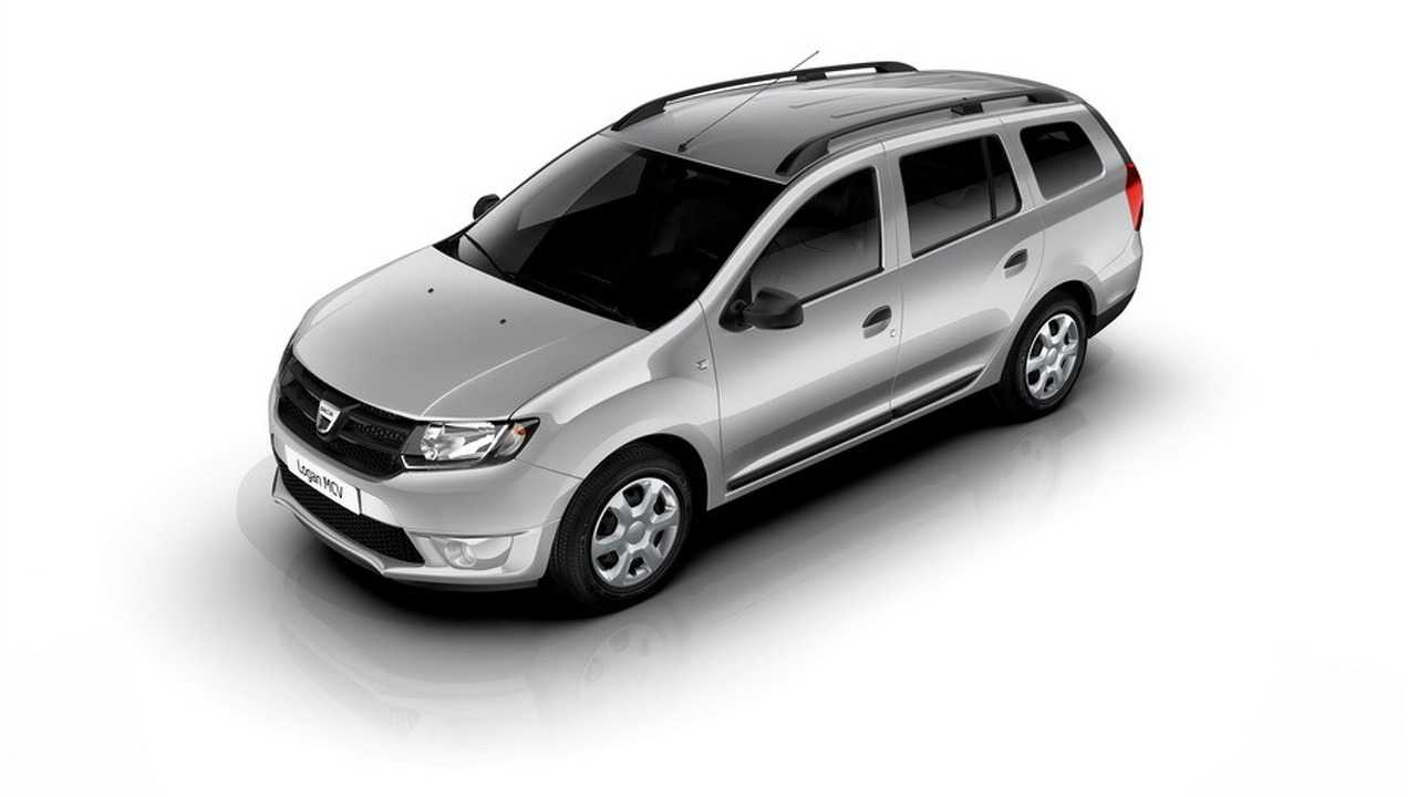 Familiar: Dacia Logan MCV