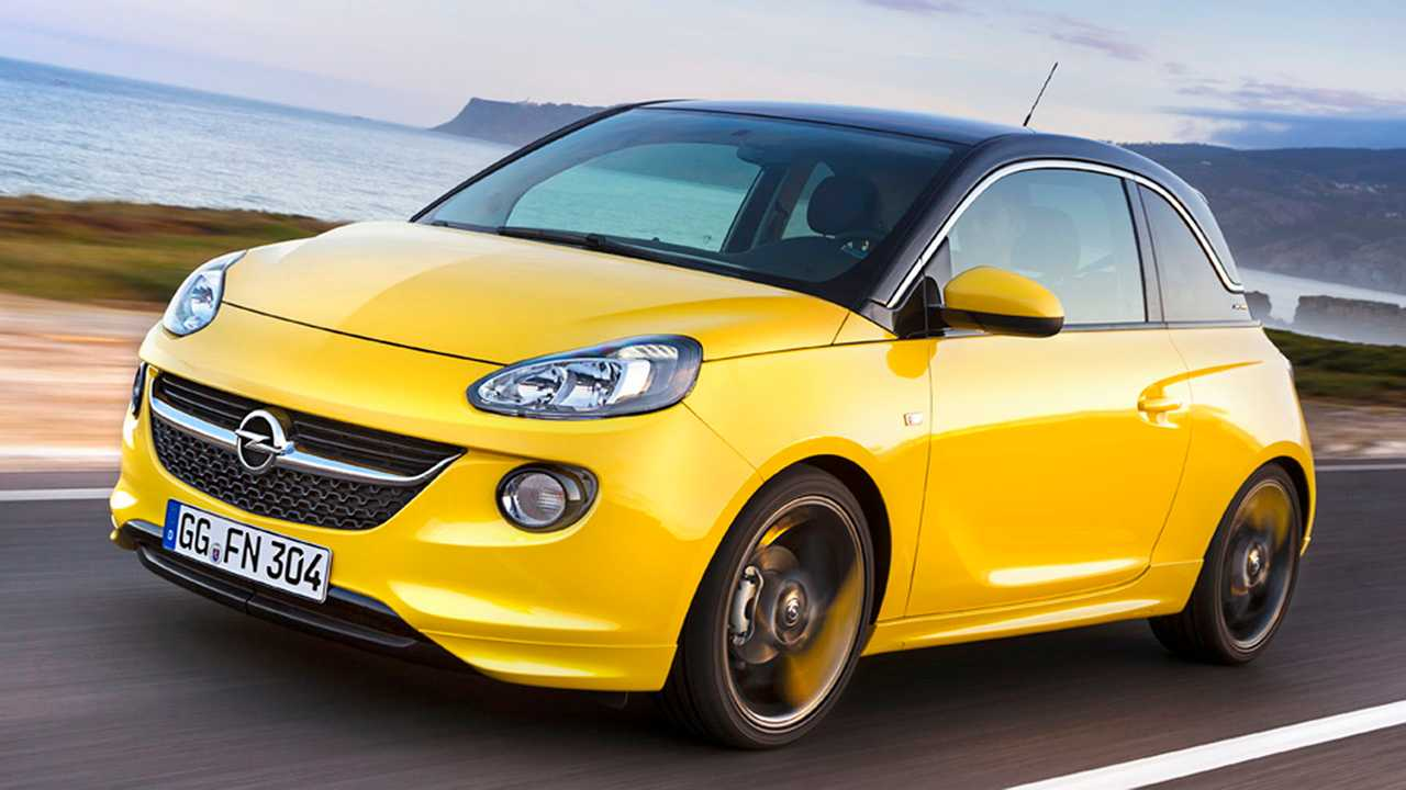 TÜV-Report 2019: Opel Adam
