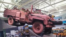 Land Rover Serie IIA 'Pink Panther' SAS 1968