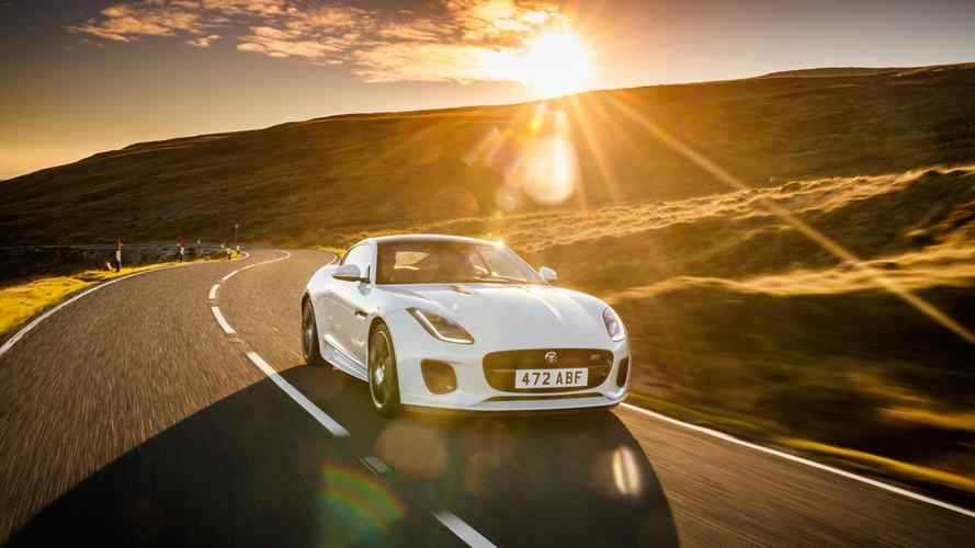 Jaguar F-TYPE Chequered Flag 2019, edición especial conmemorativa
