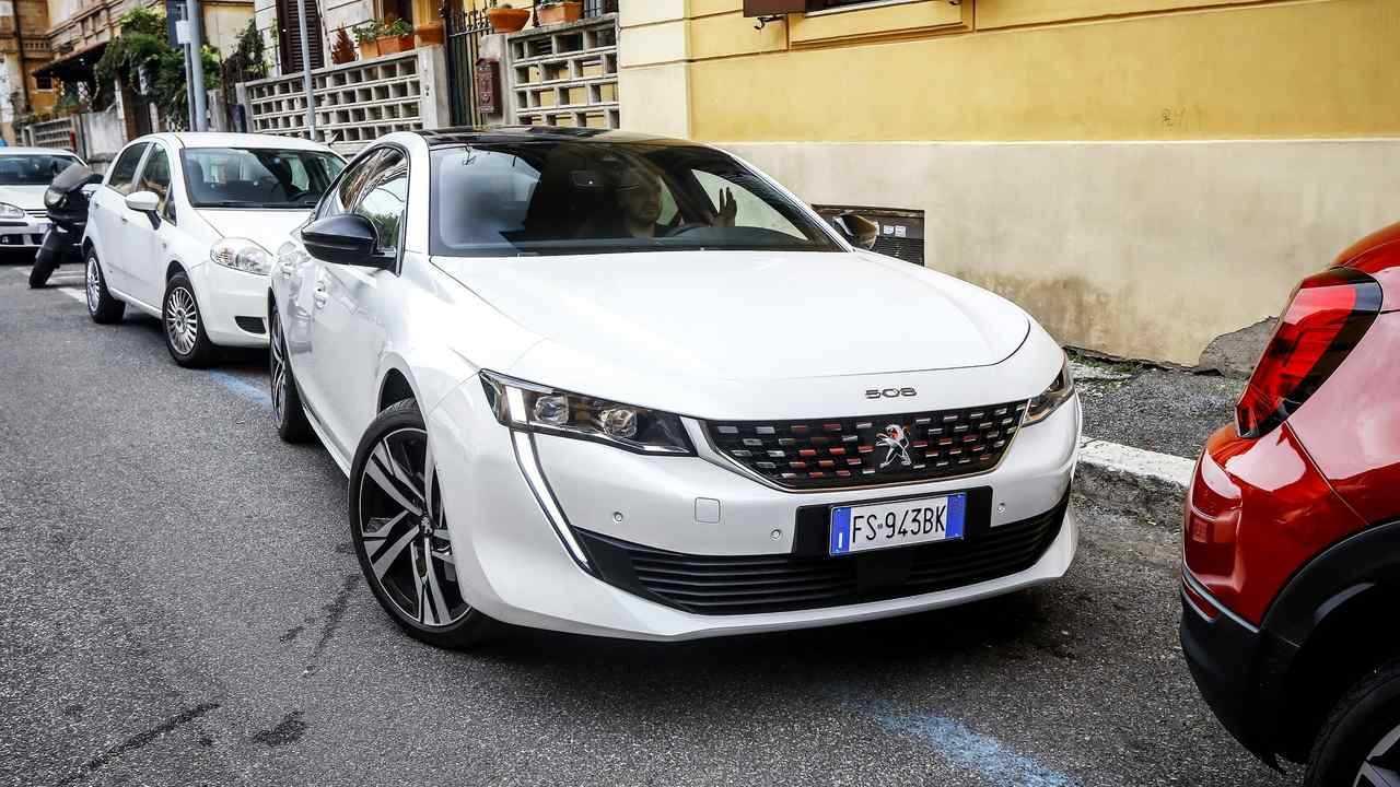 I top optional della Peugeot 508