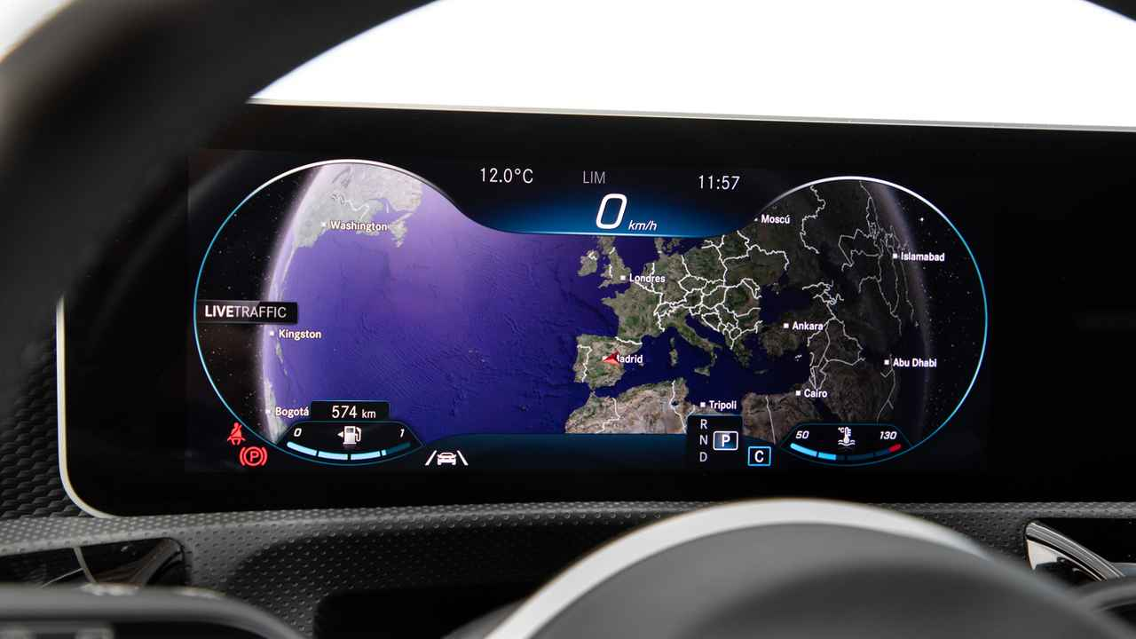 Mercedes-Benz Clase A 2018 (A 180 d 7G-DCT)