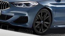 2019 BMW 1 Serisi Hayali Tasarım (Render)