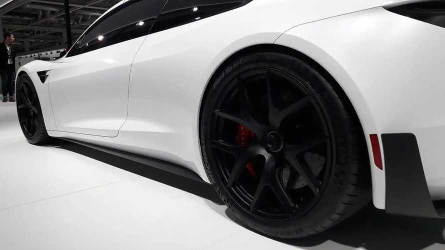 Tesla Roadster LIVE