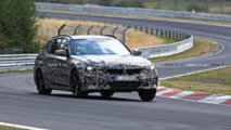 2019 BMW 3 Series Touring spy photos