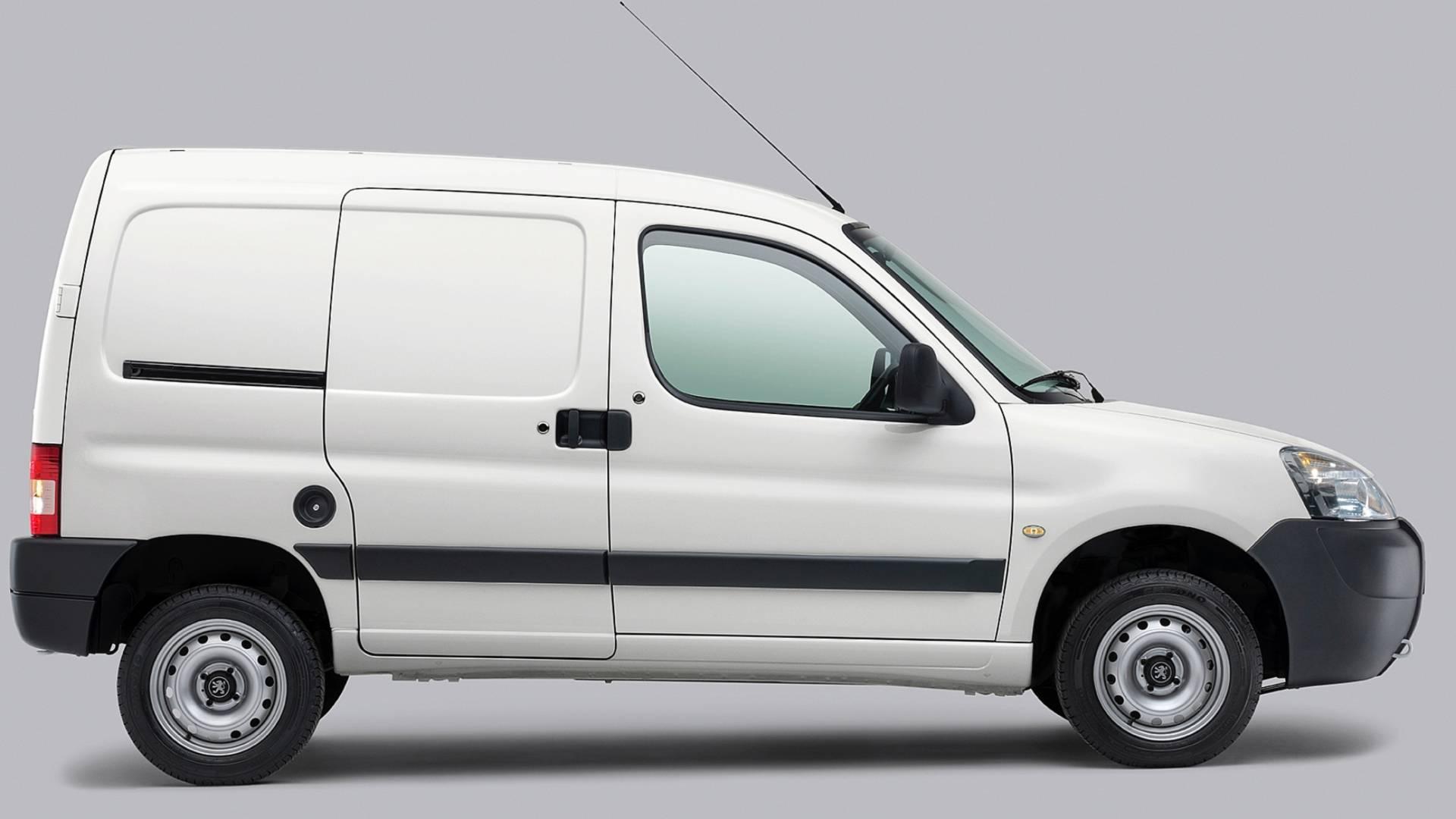 Peugeot Partner 2019 Estreia Com Painel Digital E Motor 1 6