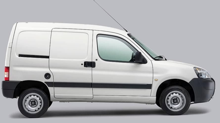 Peugeot Partner 2019 - Brasil