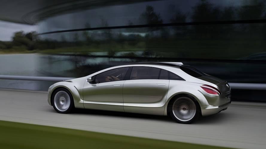 Unuttuğumuz Konseptler: 2007 Mercedes F 700