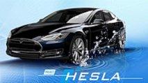 Model S à hydrogène