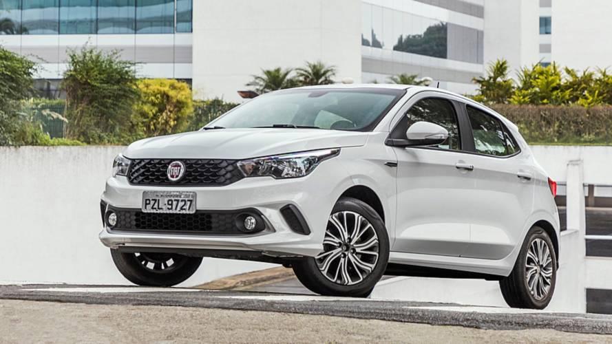Fiat Argo chega a 100 mil unidades vendidas no Brasil