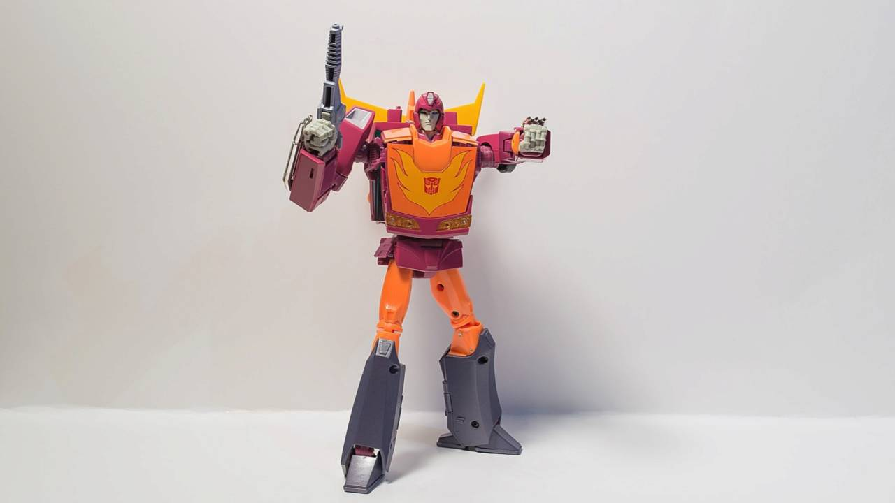 Hod Rod - Robot Mode