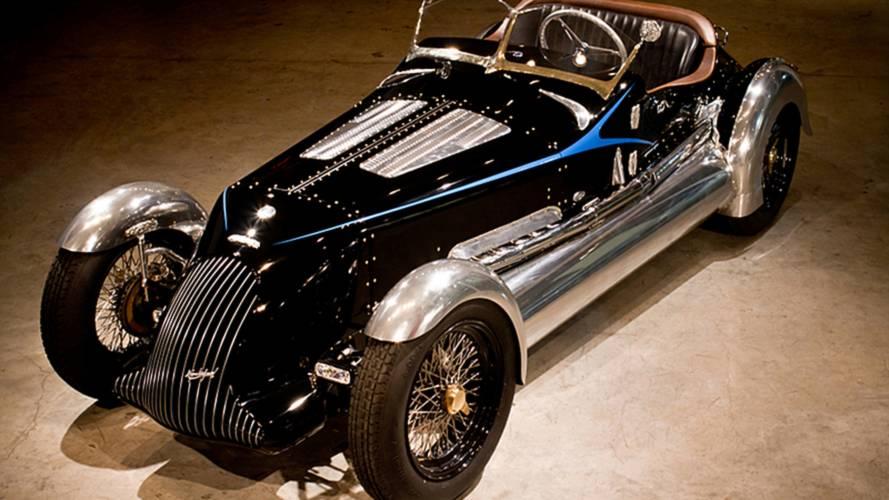 HFL contributor crosses to dark side, designs car