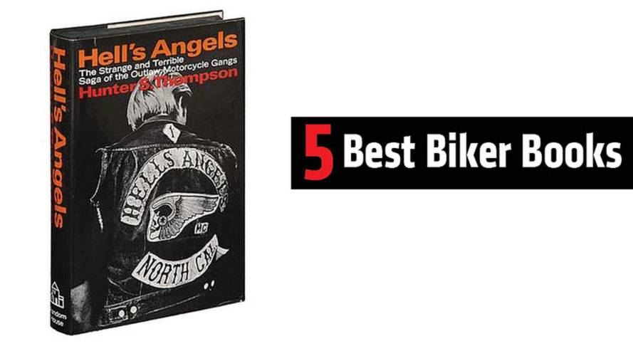 5 Best Biker Books