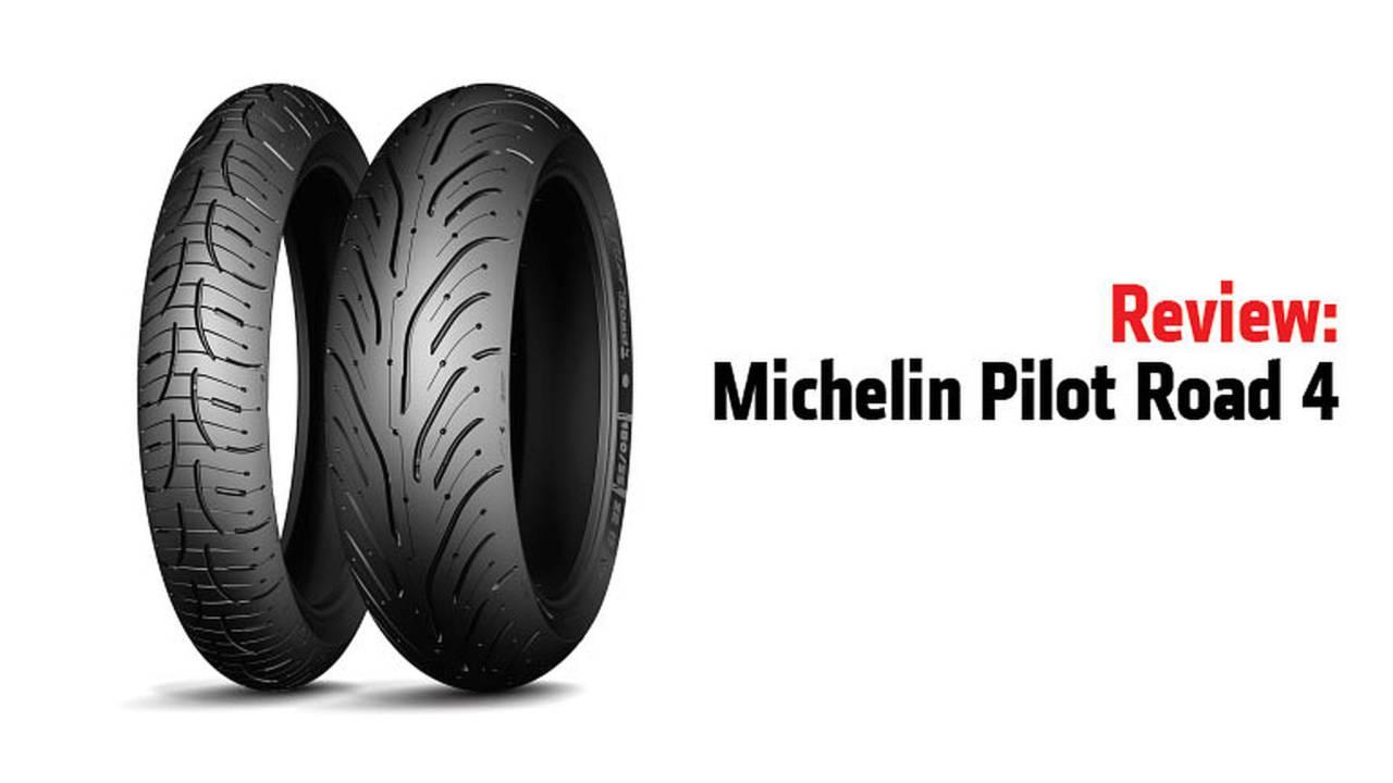 Review: Michelin Pilot Road 4