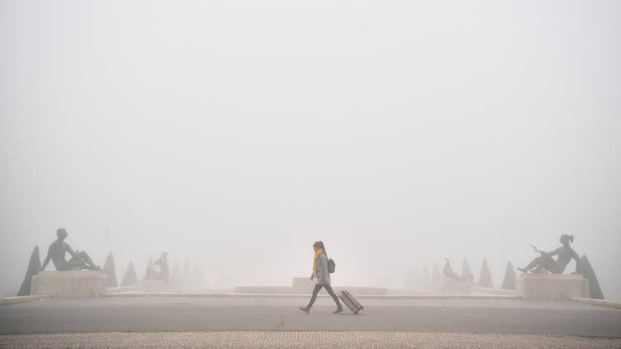 Komoly gondokat okozhat a köd a közlekedésben