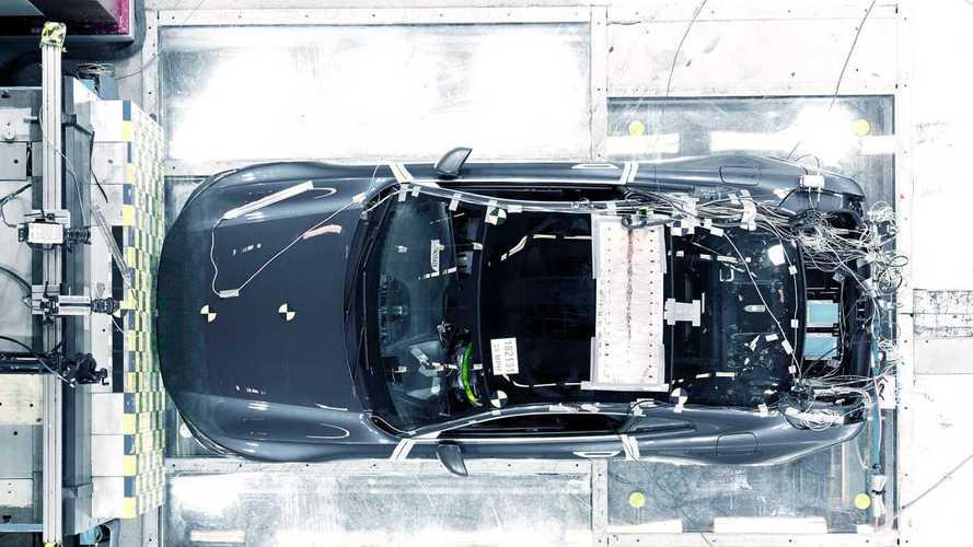 Polestar 1 crash-test