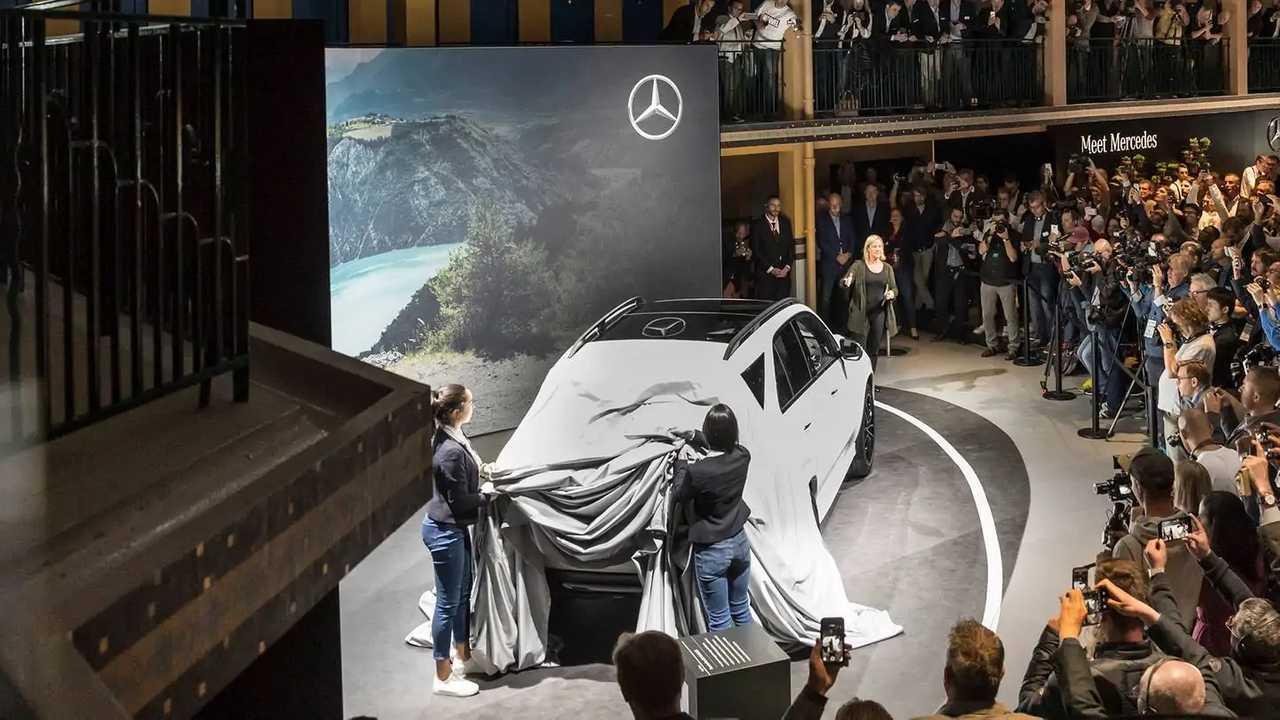 Mercedes-Benz GLE (2019)