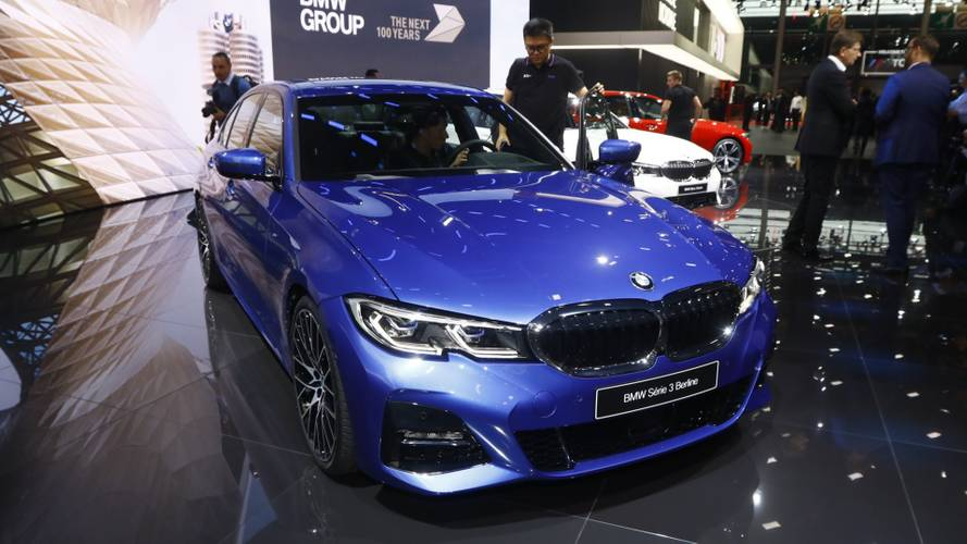 All-new 2019 BMW 3 Series debuts in Paris
