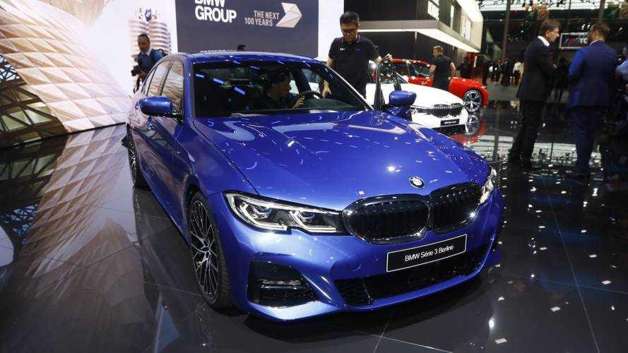 BMW Serie 3 2019: una berlina deportiva y tecnológica