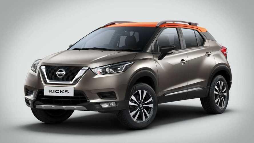 Nissan Kicks estreia na Índia mais robusto e espaçoso que o brasileiro