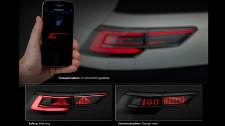 Did VW Just Tease The Next-Gen Golf's Taillights?