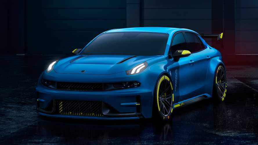 Lynk & Co reveals 500-bhp WTCR race car concept