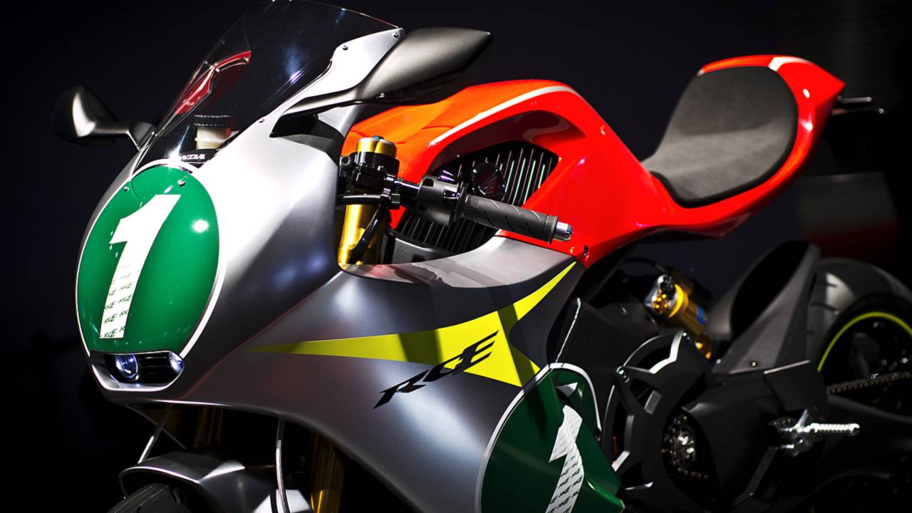 Honda to race electric motorcycles