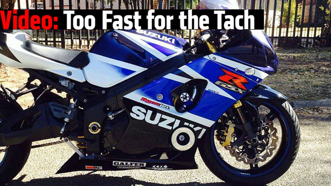 Video: Too Fast for the Tach