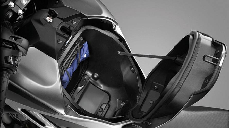 Honda NC700X: the CR-V of motorcycles