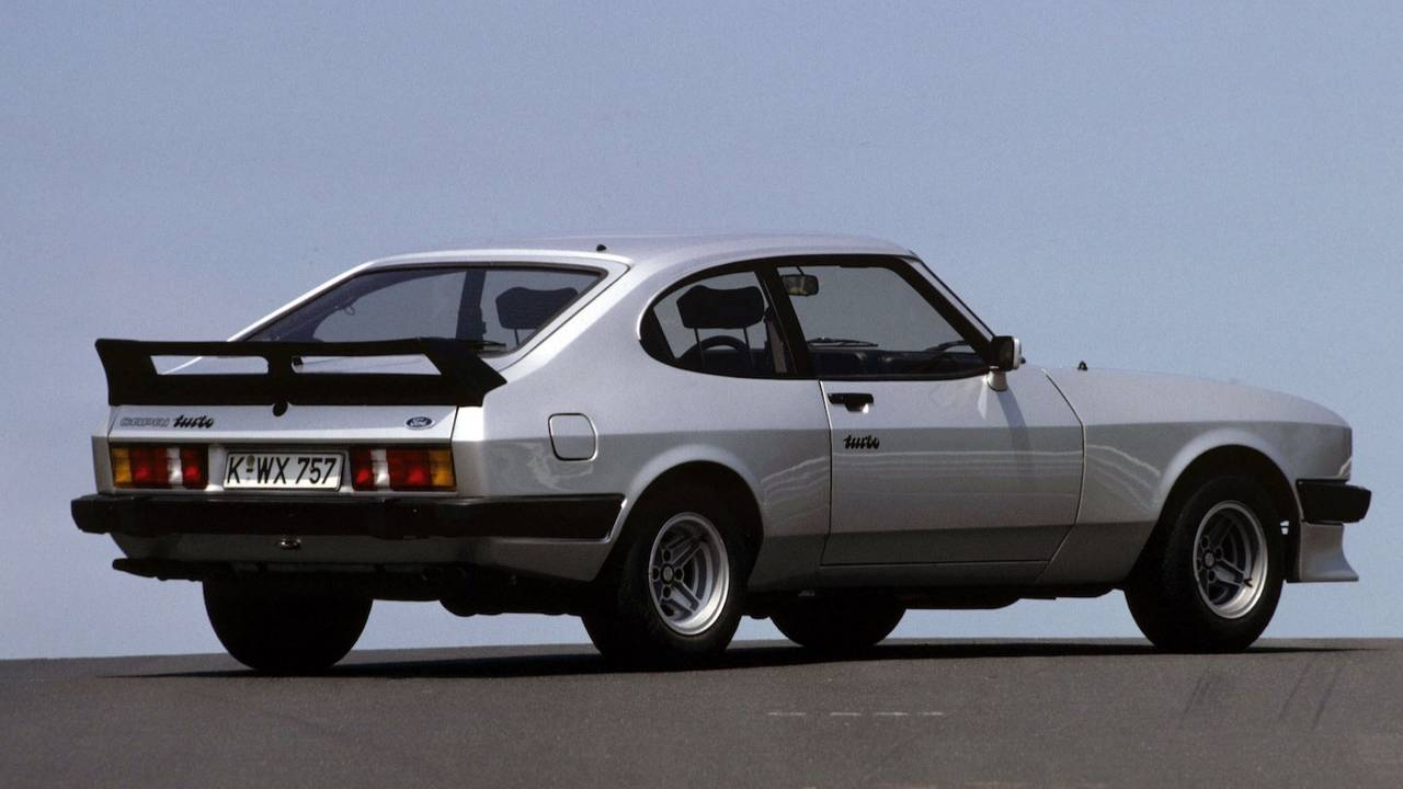 Ford Capri Turbo