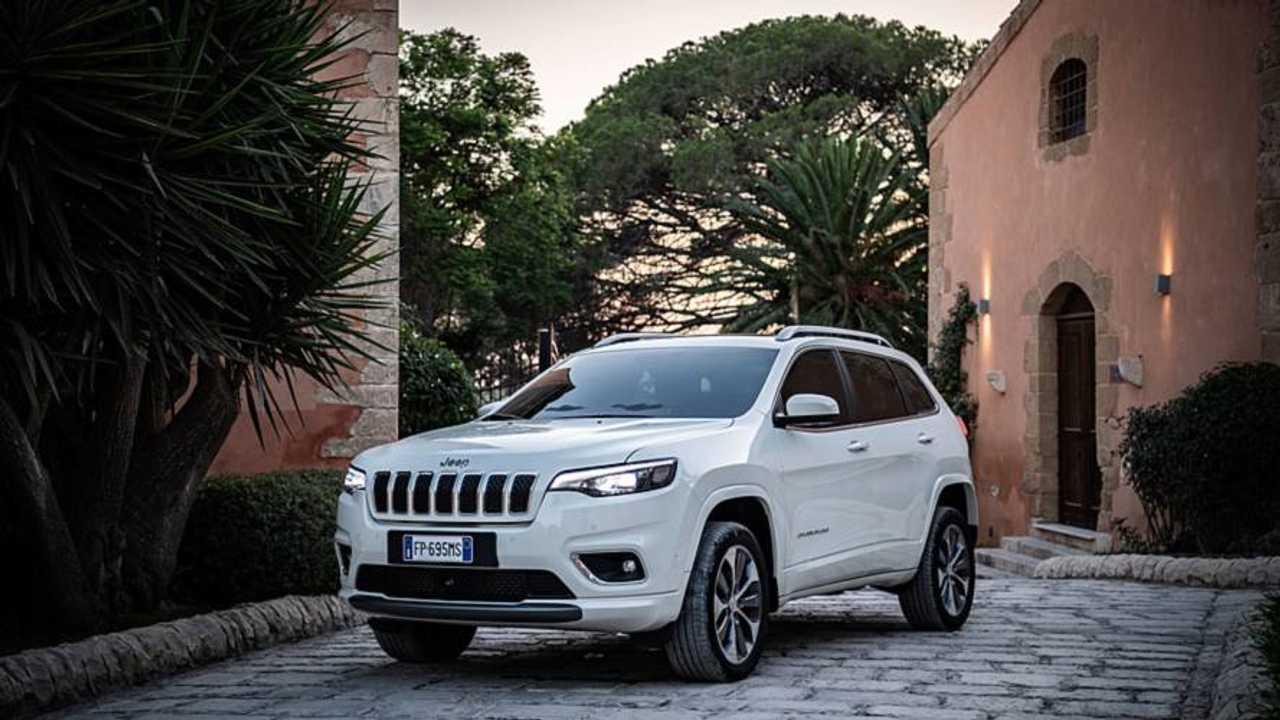 2019 Makyajlı Jeep Cherokee