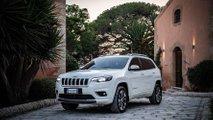 Makyajlı 2019 Jeep Cherokee