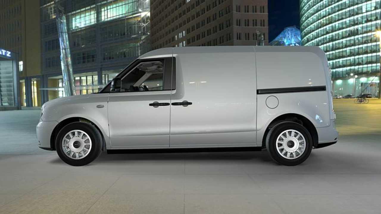 LEVC Van