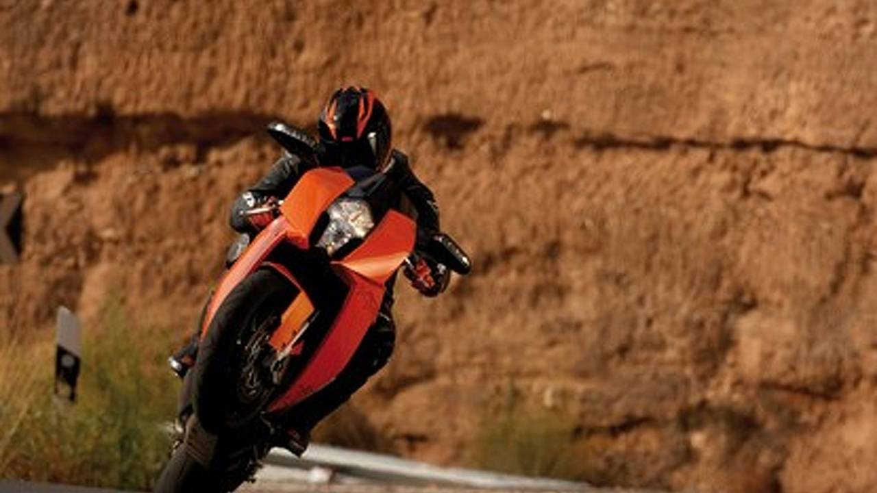KTM enters the Isle of Man TT