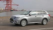2019 Mitsubishi Outlander arrives in the UK