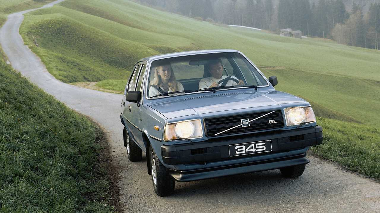 Volvo 345 (1980)