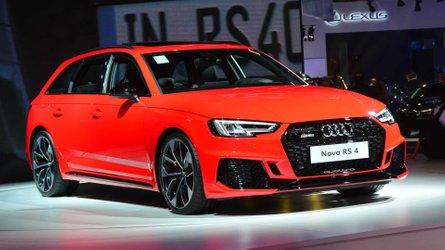 Salão de SP: Audi reforça linha com novos A6, A7, A8 e RS4 Avant