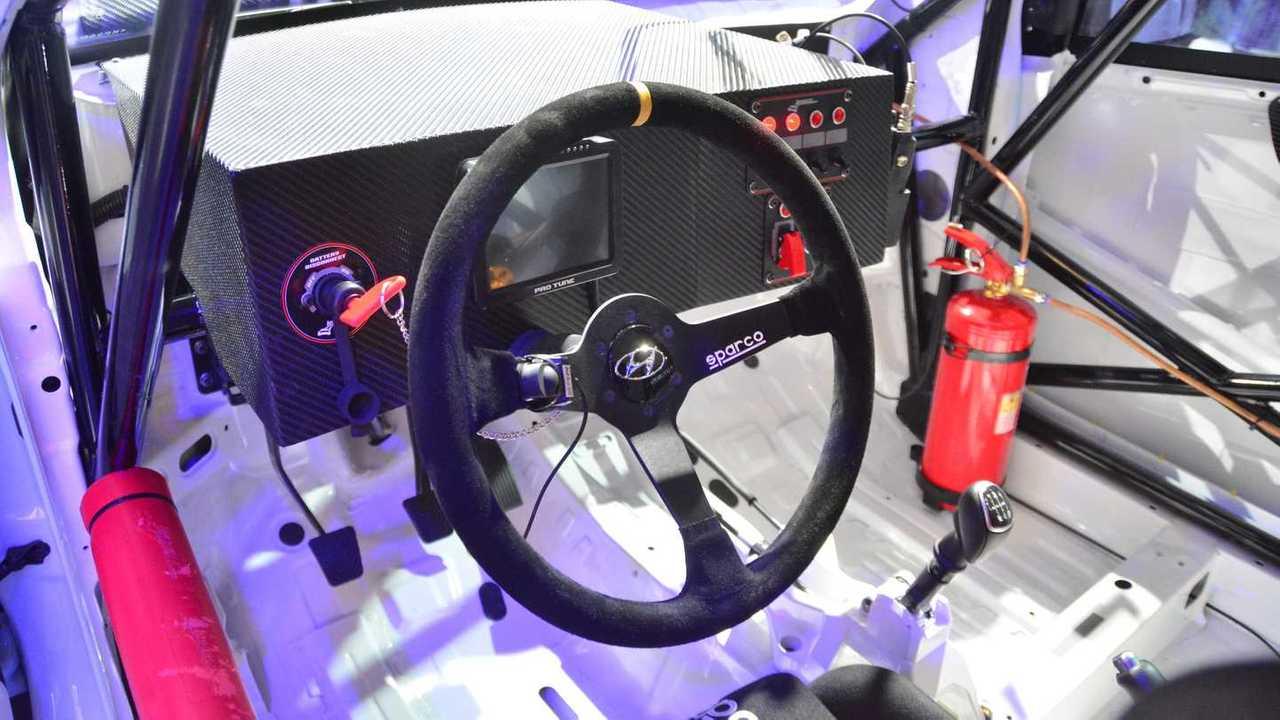 Hyundai HB20 Motorsport - Salão de SP 2018