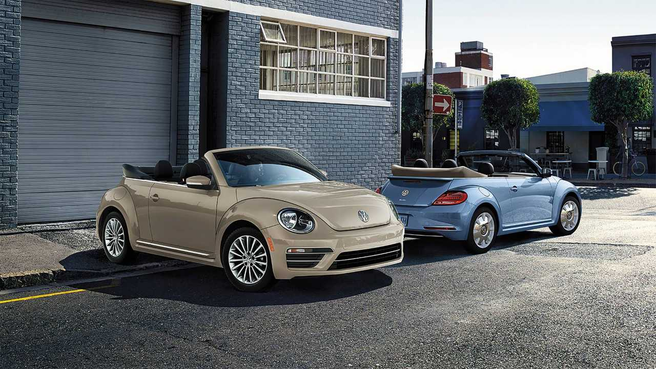 VW Beetle Final Edition