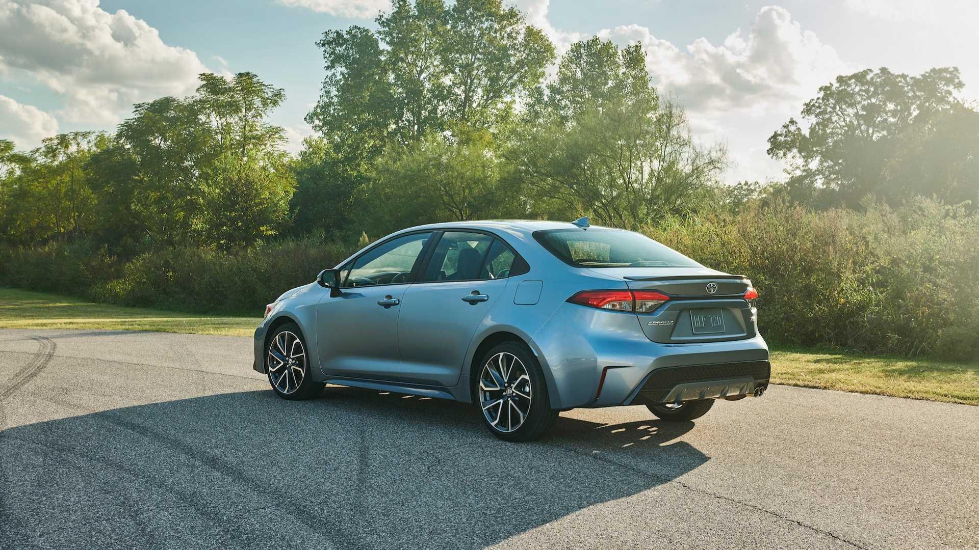 2019 Toyota Corolla Her Seyin Daha Iyisiyle Geldi