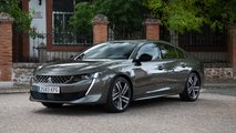 prueba peugeot 508 2019 video fotos